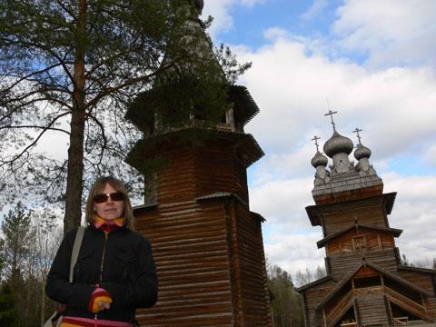 Архангельский государственный музей деревянного зодчества «МАЛЫЕ КАРЕЛЫ»