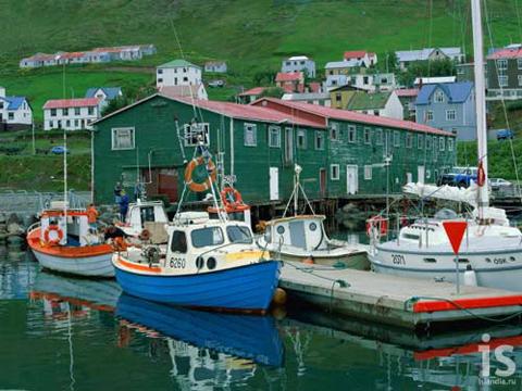 Олафсфьордур (Olafsfjordur)