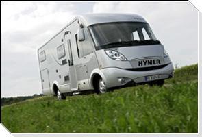 Автодом Hymer: Премия
