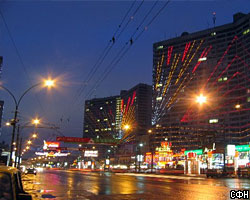 Новый Арбат в Москве станет пешеходным